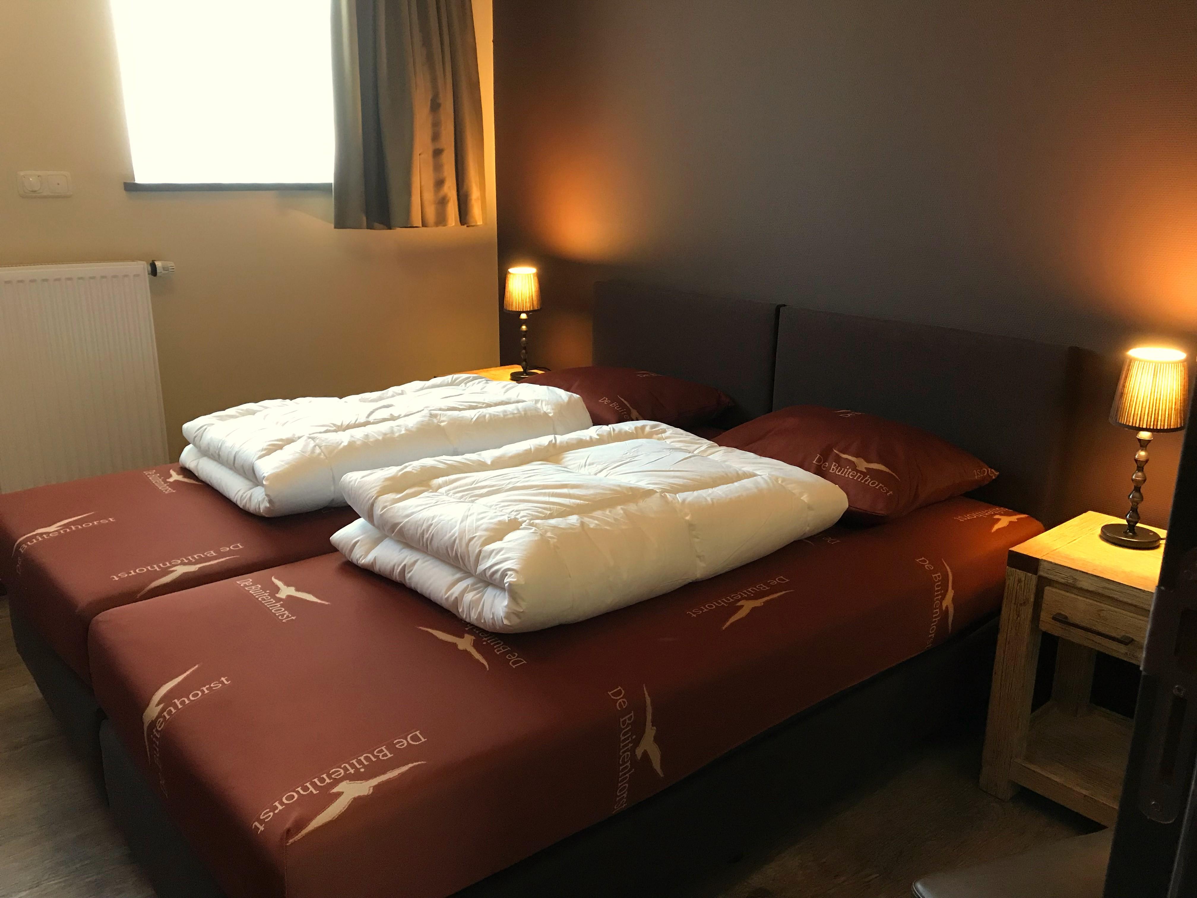 Slaapkamer De Ouwe Stal