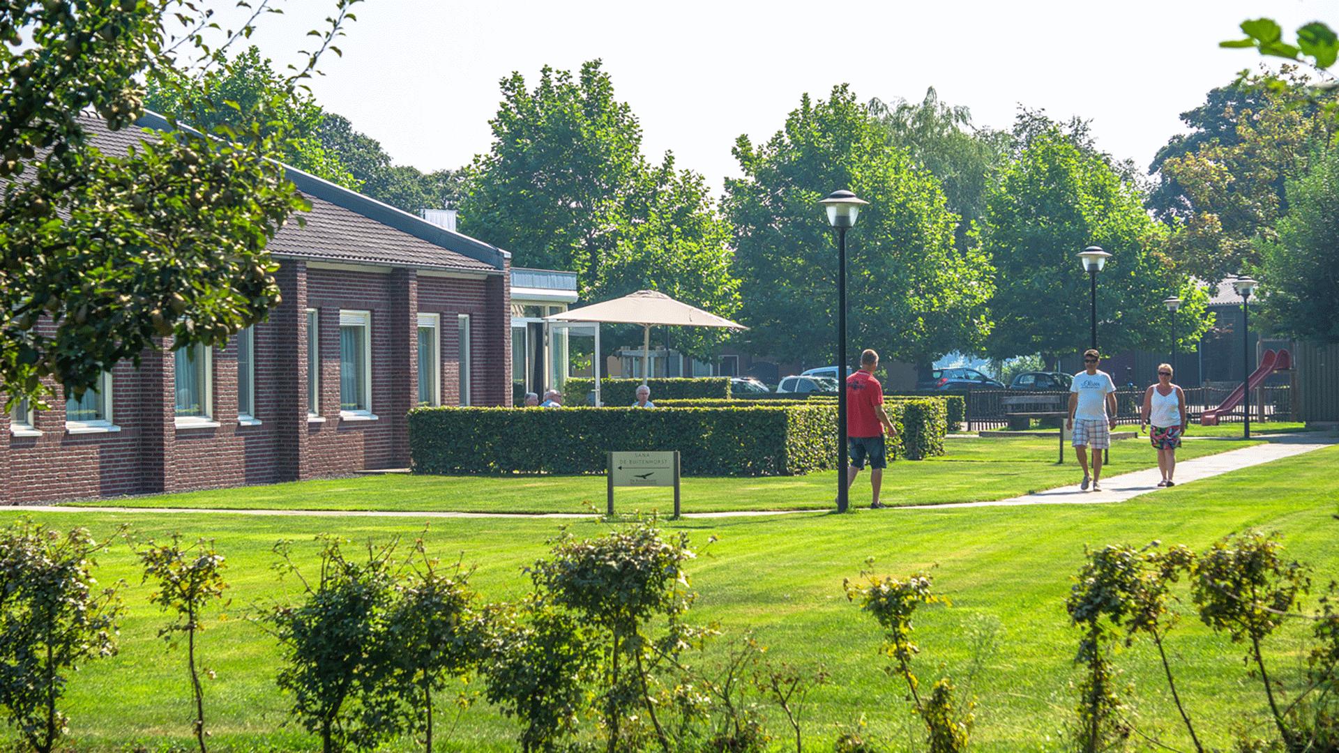 Groepsaccommodatie De Buitenhorst in Schaijk
